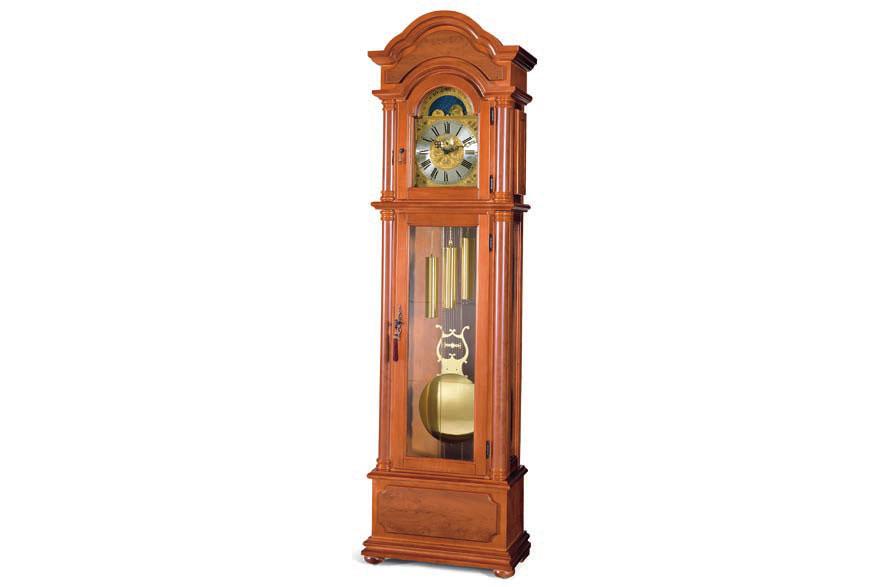 Часы напольные с боем италия купить